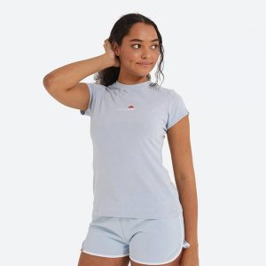 חולצת T אלסה לנשים Ellesse CI - תכלת