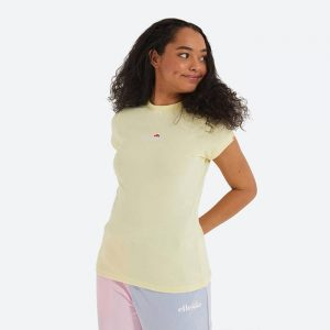 חולצת T אלסה לנשים Ellesse CI - צהוב