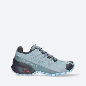 נעלי ריצת שטח סלומון לנשים Salomon Speedcross 5 - כחול
