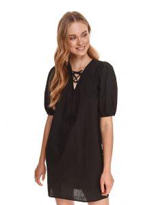 שמלה קצרה טופ סיקרט לנשים TOP SECRET BLK - שחור