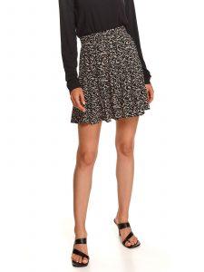 חצאית מיני טופ סיקרט לנשים TOP SECRET Blurring - שחור