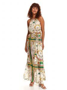 שמלה ארוכה טופ סיקרט לנשים TOP SECRET Draw - צבעוני