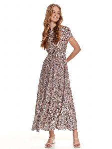 שמלה ארוכה טופ סיקרט לנשים TOP SECRET Eden - צבעוני