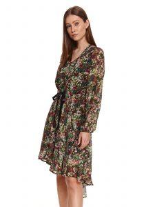 שמלה ארוכה טופ סיקרט לנשים TOP SECRET GIanna - צבעוני