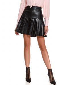 חצאית מיני טופ סיקרט לנשים TOP SECRET SKOOL - שחור