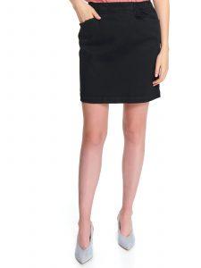 חצאית מיני טופ סיקרט לנשים TOP SECRET lovely - שחור