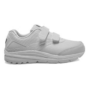 נעלי ריצה ברוקס לנשים Brooks Addiction Walker 2 V-STRAP - לבן
