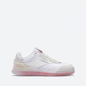 נעלי סניקרס ריבוק לנשים Reebok Club C Legacy - לבן/ורוד