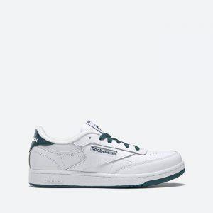 נעלי סניקרס ריבוק לנשים Reebok Club C - לבן/ירוק