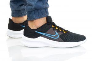 נעלי ריצה נייק לגברים Nike DOWNSHIFTER 11 - שחור/צהוב