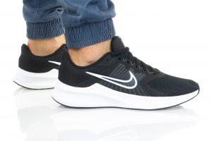 נעלי ריצה נייק לגברים Nike DOWNSHIFTER 11 - שחור/לבן
