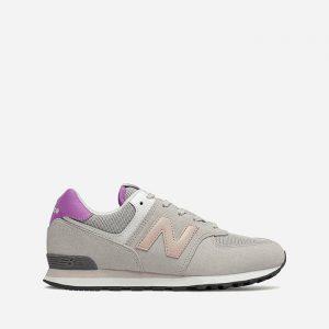 נעלי סניקרס ניו באלאנס לנשים New Balance GC574 - אפור/סגול