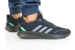 נעלי סניקרס אדידס לגברים Adidas LITE RACER REBOLD - שחור הדפס