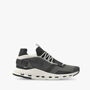 נעלי ריצה און לגברים On Running Cloudnova - שחור/לבן