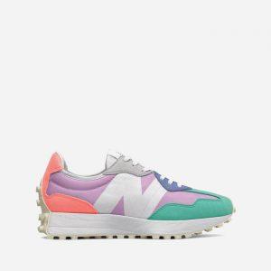נעלי סניקרס ניו באלאנס לנשים New Balance WS327 - צבעוני/לבן