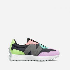 נעלי סניקרס ניו באלאנס לנשים New Balance WS327 - צבעוני בהיר
