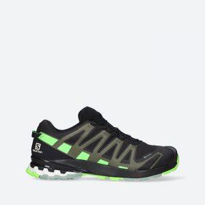 נעלי ריצת שטח סלומון לגברים Salomon Xa Pro 3D v8 Gore-Tex - שחור/ירוק