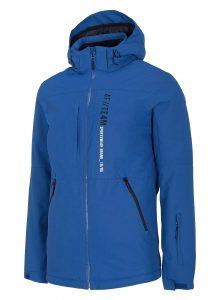 ג'קט ומעיל פור אף לגברים 4F H4Z20 KUMN003 - כחול