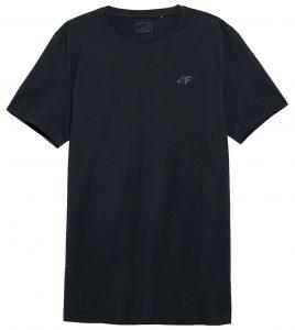חולצת T פור אף לגברים 4F NOSH4 TSM352 - שחור
