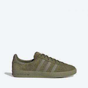 נעלי סניקרס אדידס לגברים Adidas Broomfield - ירוק
