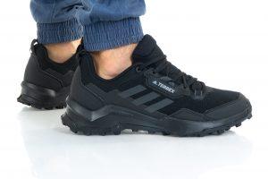נעלי טיולים אדידס לגברים Adidas TERREX AX4 - שחור