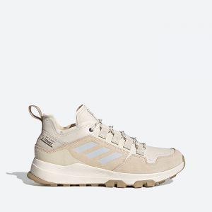 נעלי טיולים אדידס לגברים Adidas Terrex Hikster Lea - בז'