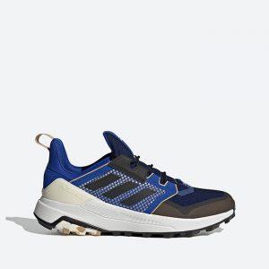 נעלי טיולים אדידס לגברים Adidas Terrex Trailmaker Primegreen - כחול