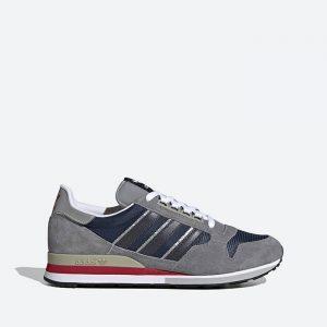 נעלי סניקרס אדידס לגברים Adidas ZX 500 - אפור