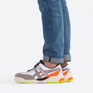 נעלי סניקרס אסיקס טייגר לגברים Asics Tiger Tiger Delegation Ex - לבן