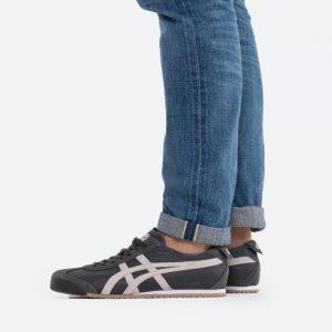 נעלי סניקרס אסיקס טייגר לגברים Asics Tiger Tiger Mexico 66 Vin - אפור כהה