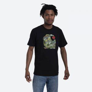 חולצת T קארהארט לגברים Carhartt WIP Treasure - שחור