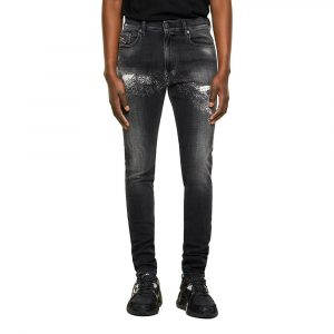 ג'ינס דיזל לגברים DIESEL Danny - אפור