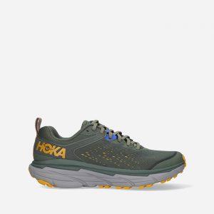 נעלי ריצה הוקה לגברים Hoka One One Speedgoat 4 - ירוק