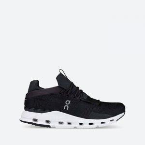 נעלי ריצה און לגברים On Cloudnova - שחור