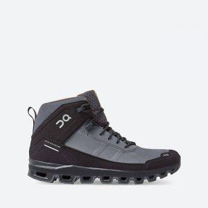 נעלי טיולים און לגברים On Cloudridge - שחור