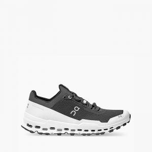 נעלי ריצה און לגברים On Cloudultra - שחור/לבן