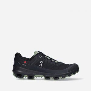נעלי ריצה און לגברים On Cloudventure - שחור