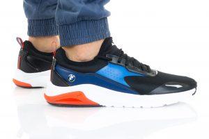 נעלי סניקרס פומה לגברים PUMA BMW ELECTRON PRO - שחור
