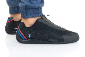 נעלי סניקרס פומה לגברים PUMA BMW SPEEDCAT - שחור