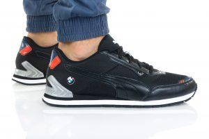 נעלי סניקרס פומה לגברים PUMA BMW TRACK RACER - שחור