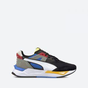 נעלי סניקרס פומה לגברים PUMA Mirage Sport Remix - שחור