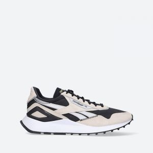 נעלי סניקרס ריבוק לגברים Reebok CL Legacy Az - שחור/לבן