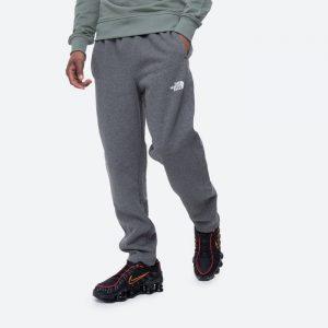 מכנסיים ארוכים דה נורת פיס לגברים The North Face Standard - אפור