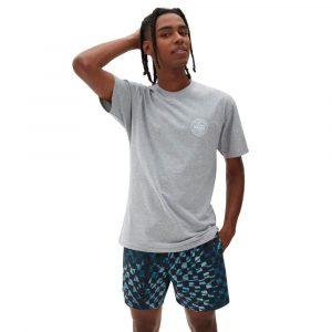 חולצת T ואנס לגברים Vans Tried And True - אפור
