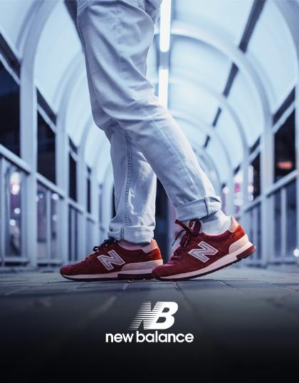 נעלי ניו באלאנס לגברים