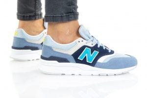 נעלי סניקרס ניו באלאנס לנשים New Balance CW997 - כחול