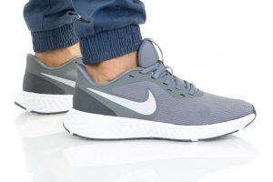 נעלי ריצה נייק לגברים Nike REVOLUTION 5 - אפור