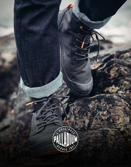 נעלי פלדיום לגברים במבצע
