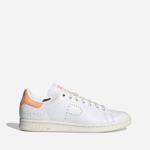 נעלי סניקרס אדידס לגברים Adidas Originals x Disney Stan Smith - לבן