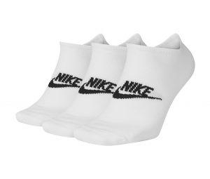 גרב נייק לגברים Nike NSW EVERYDAY ESSENTIAL NS - לבן